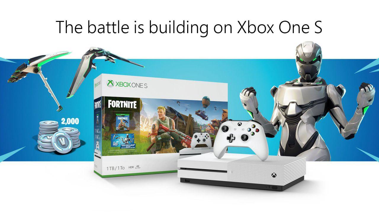 Fortnite Epic Regala Salva Il Mondo Agli Acquirenti Del Bundle Xbox