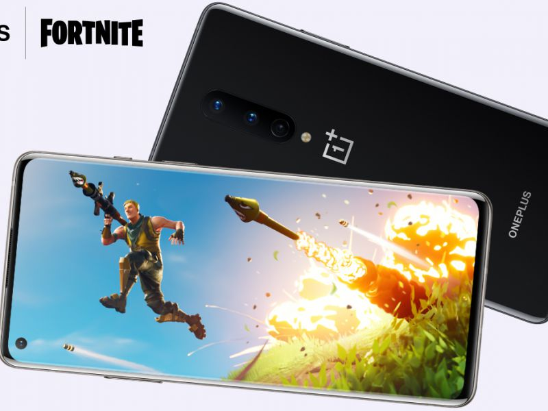Fortnite girerà a 90Fps su OnePlus 8: Epic Games ed OnePlus uniscono le forze