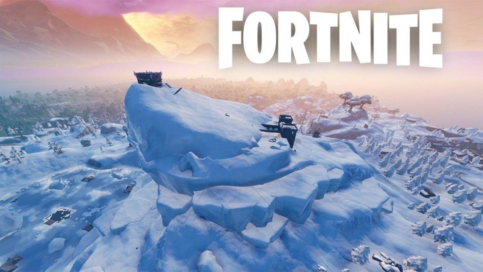 detailed look e6e49 c7172 Fortnite: sotto l'iceberg c'è un villaggio nascosto!