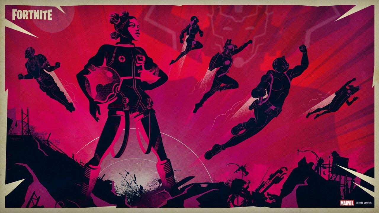 Fortnite: i jetpack torneranno con l'evento di Galactus