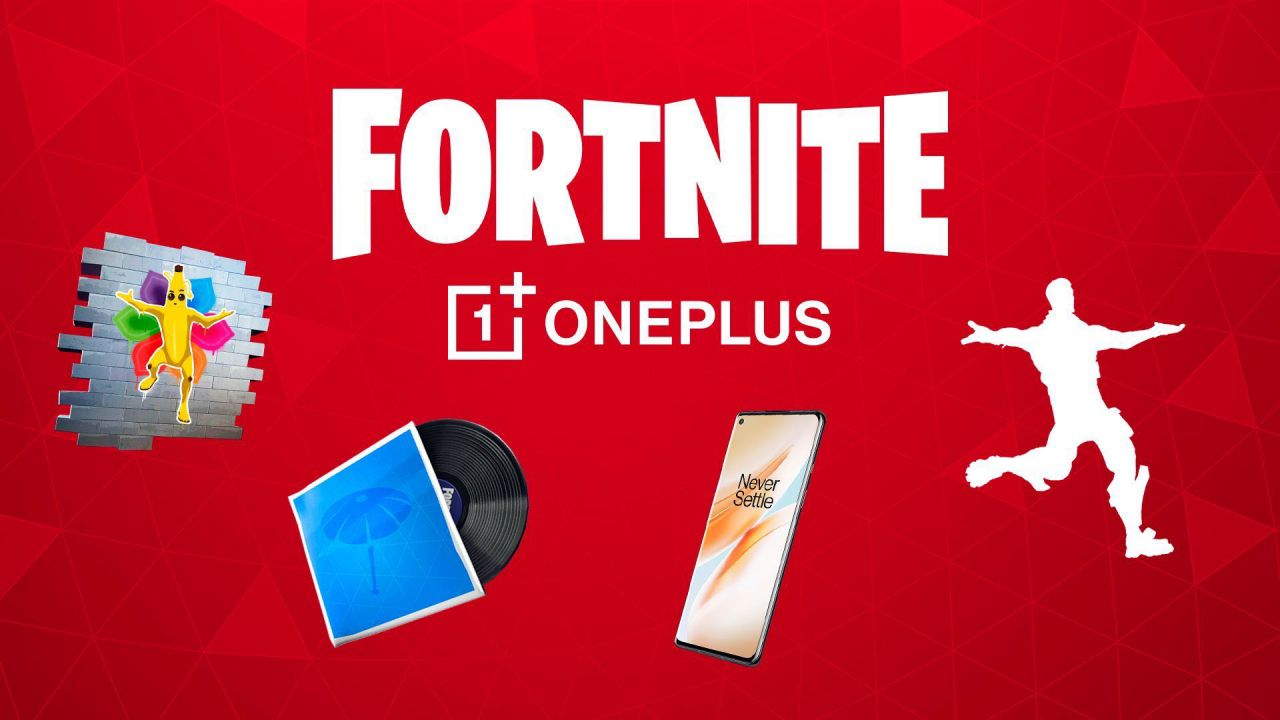Fortnite: un leak svela le ricompense del torneo OnePlus