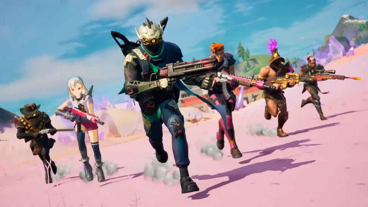 Fortnite, misteriosi teaser: Fox Clan, connessioni e una misteriosa minaccia