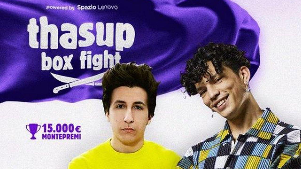 Fortnite: al via oggi il primo Thasup Box Fight, il torneo targato Tha Supreme