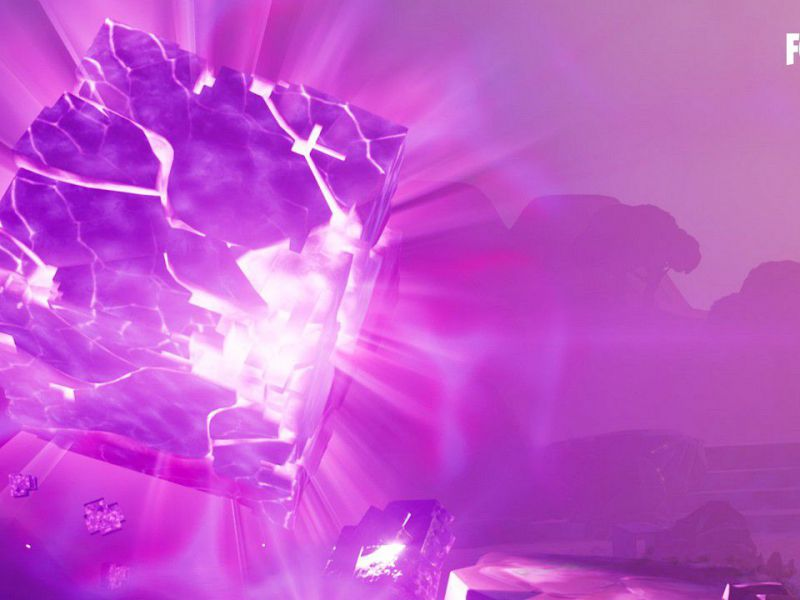 Fortnite and the portals: is Kevin the Cube about to return? Fans go wild