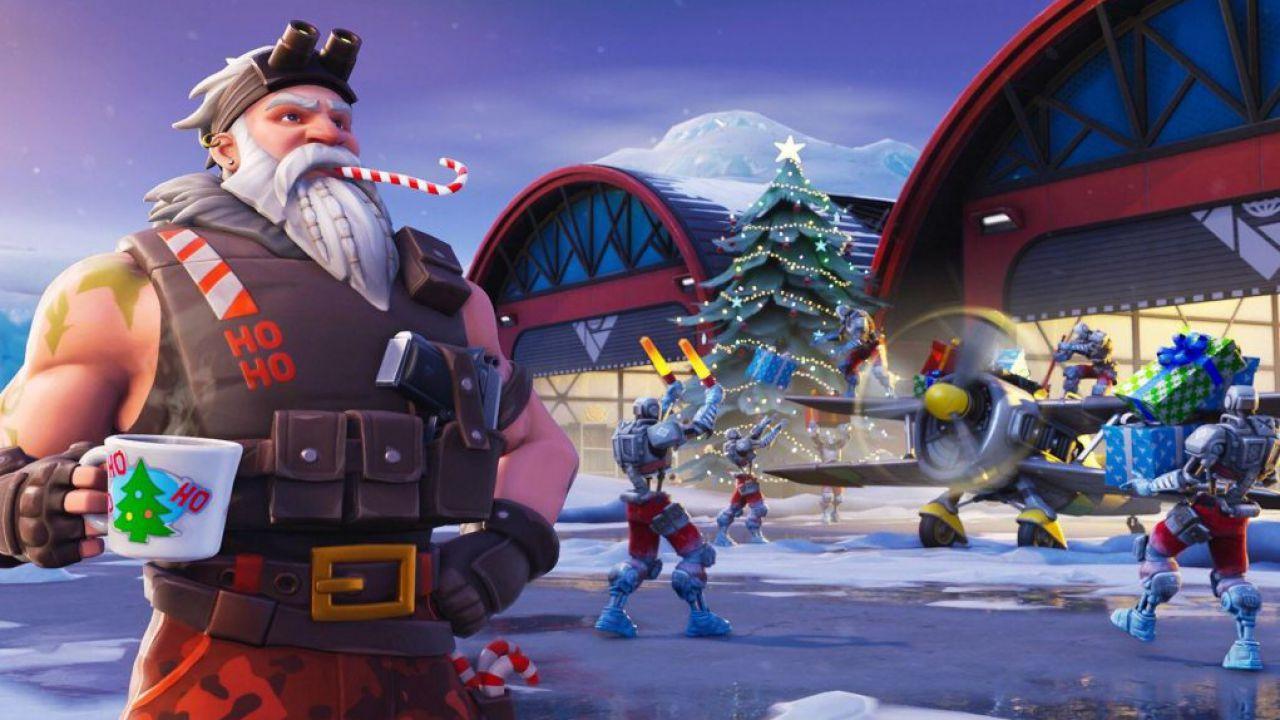 Fortnite Sfide di Natale come distruggere le decorazioni con fiocchi di  neve