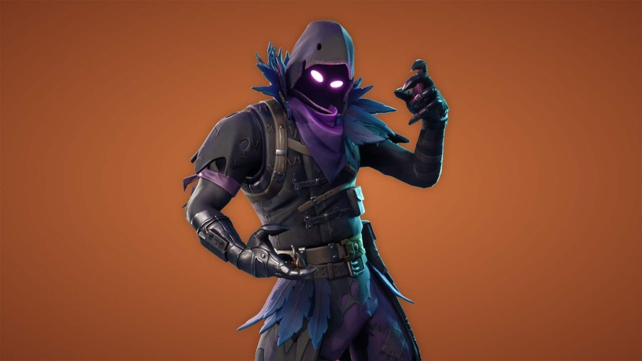 Fortnite la skin corvo ora disponibile e sta gi for Fortnite disegni da colorare