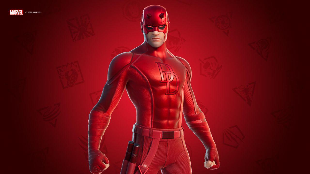 Fortnite Skin Daredevil: come sbloccare il costume gratis