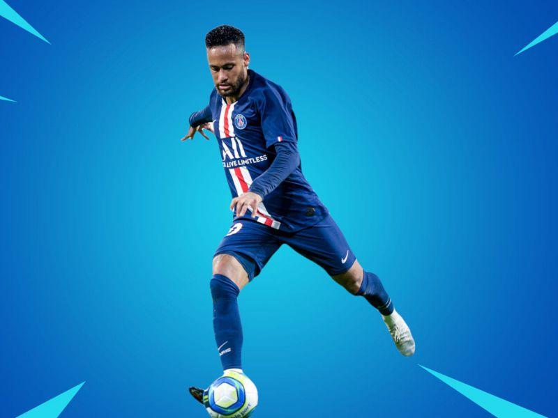 Fortnite Season 6: it looks like Neymar is about to arrive!