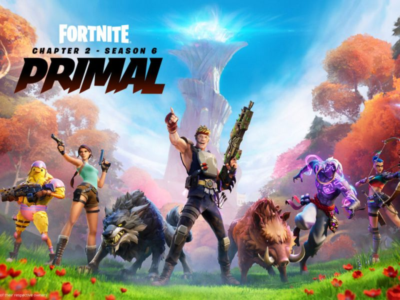 Fortnite Season 6: the fury is unleashed, confirmed the arrival of Neymar Jr and Lara Croft