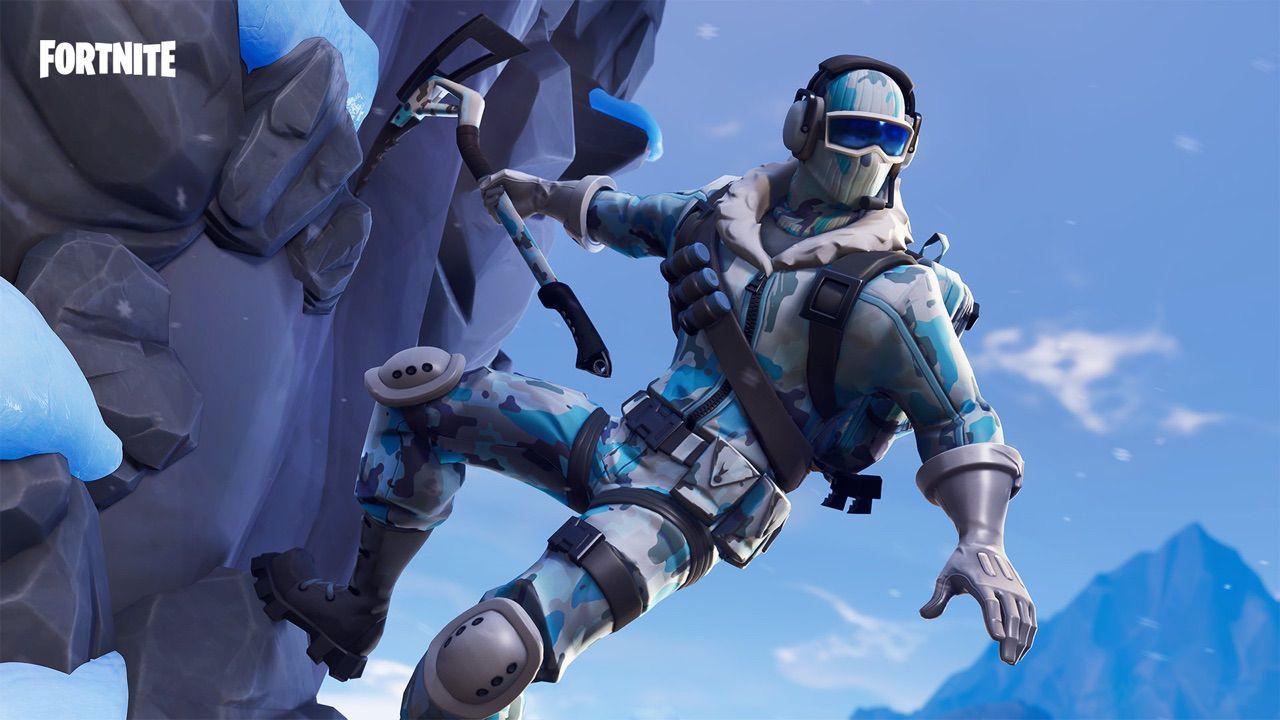 Fortnite Stagione 7 Arriva La Neve Nel Battle Royale Di Epic