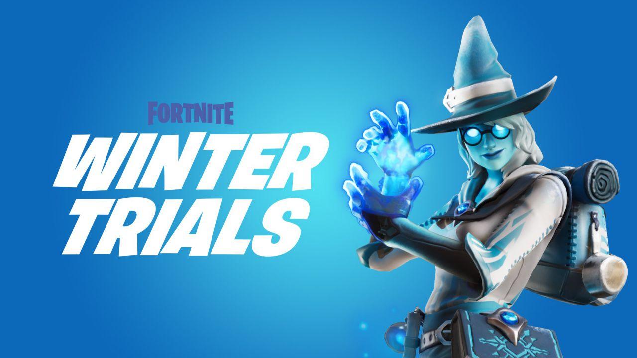 Fortnite Winter Trials: un leak svela l'evento ricco di ricompense gratis