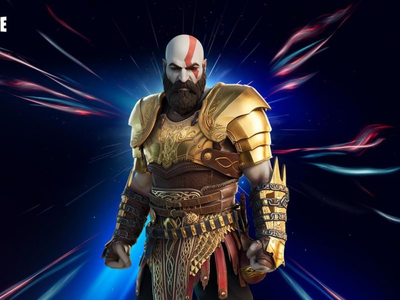 Fortnite x God of War: how to unlock Kratos' Armored style for free