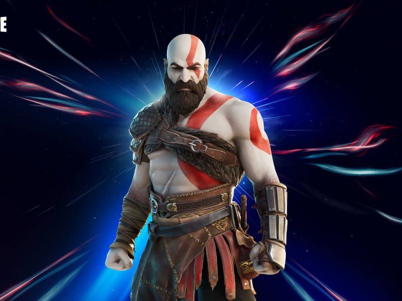 Fortnite X Kratos and Master Chief: the protagonists of Halo and God of War are back available