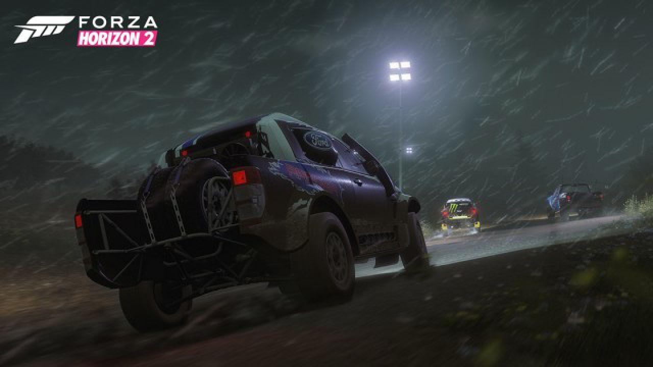 Forza Horizon 2: demo e lista completa degli obiettivi