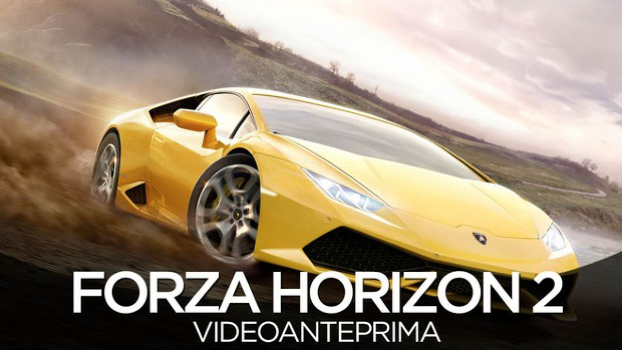 Forza Horizon 2: dettagli su demo e limited edition