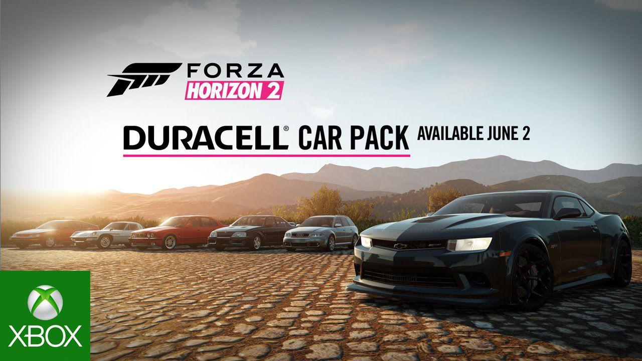 Forza Horizon 2: disponibile il Pacchetto Auto Duracell, in arrivo anche un DLC dedicato alle Porsche?