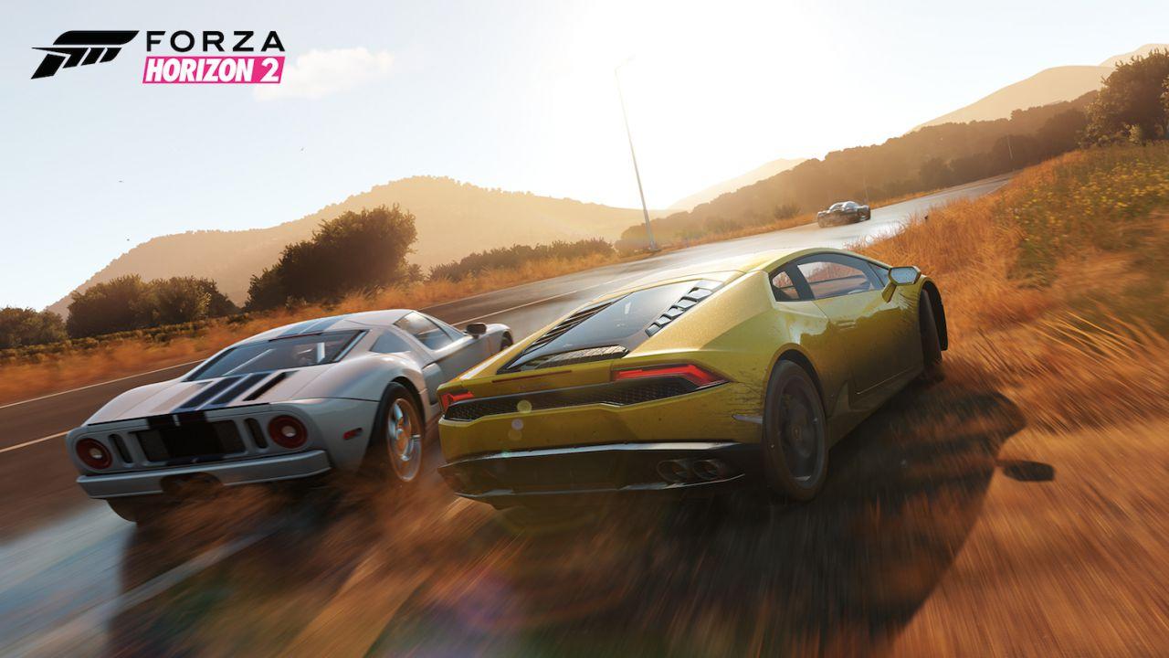Forza Horizon 2: un DLC esclusivo per i giocatori USA