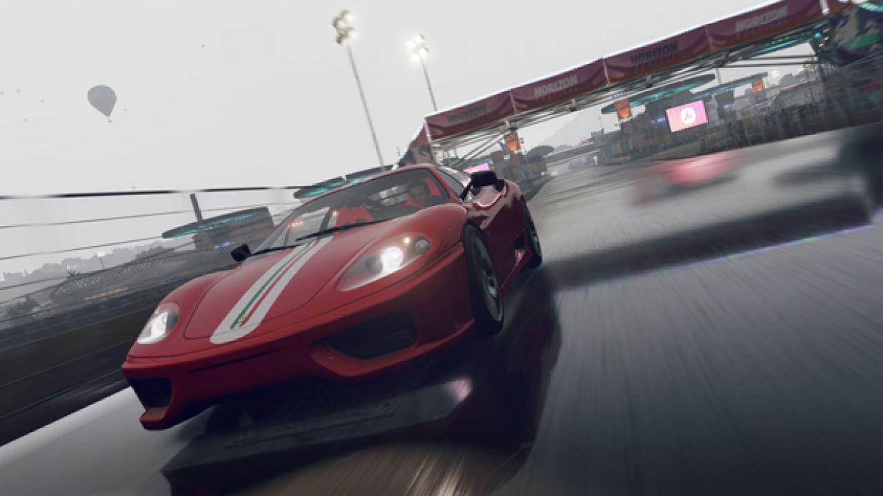 Forza Horizon 2: ecco l'immagine della mappa al completo