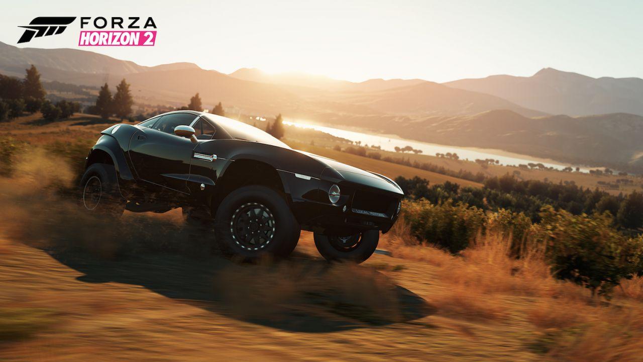 Forza Horizon 2 giocato da Morlu Total Gaming il 7 ottobre alle 21:00