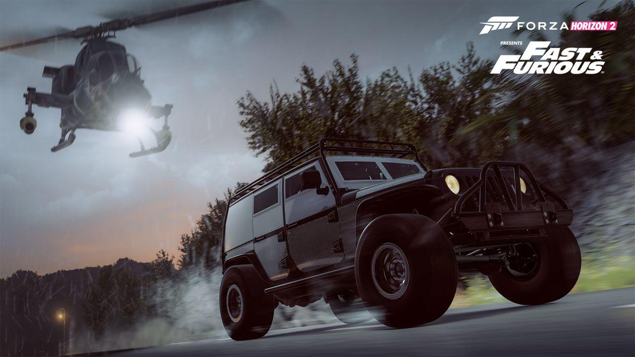 Forza Horizon 2: in arrivo il DLC Storm Island