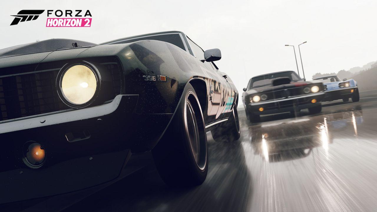 Forza Horizon 2: video confronto tra le versioni Xbox One e Xbox 360