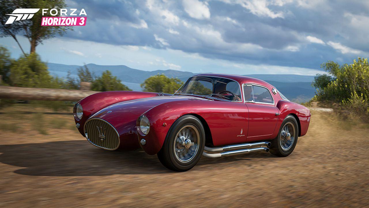 Forza Horizon 3: 14 auto si aggiungono al roster