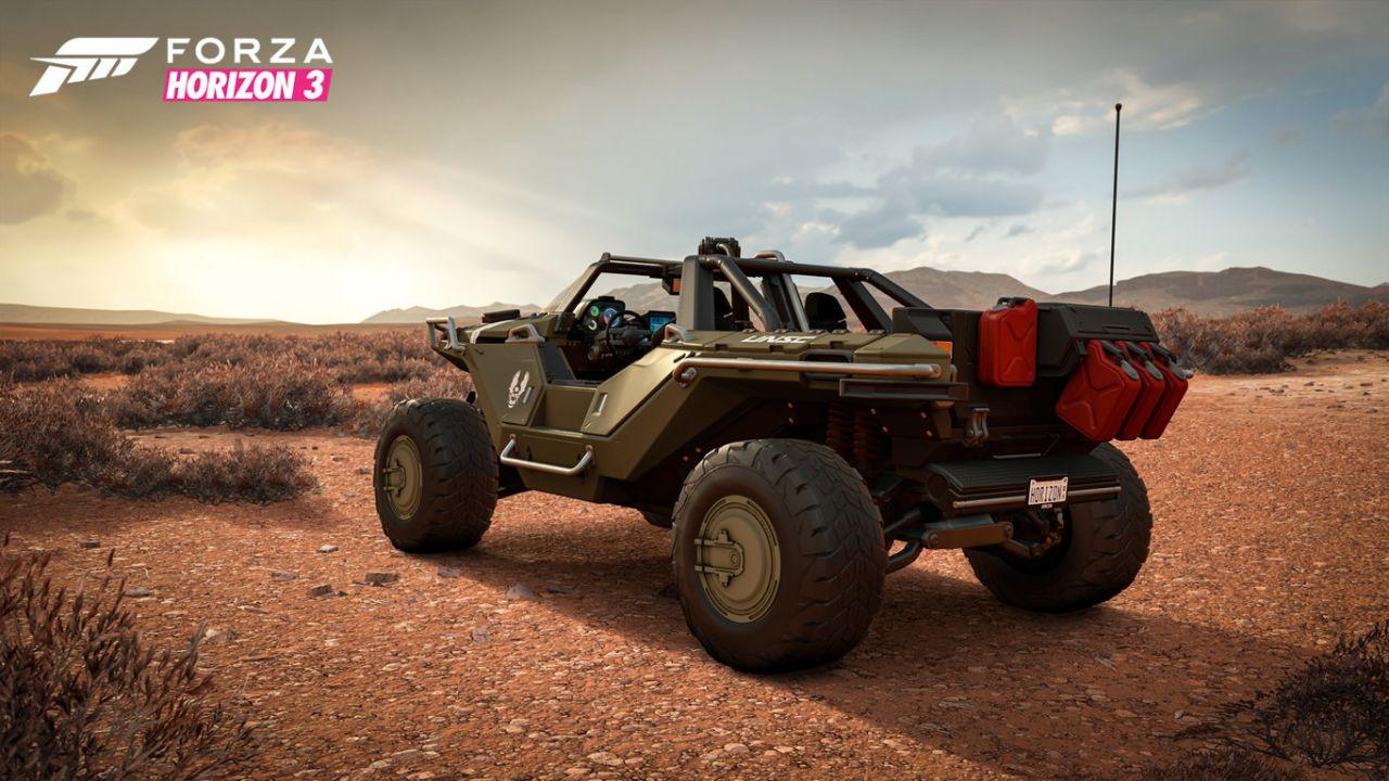 Forza Horizon 3: come sbloccare il Warthog di Halo senza un codice