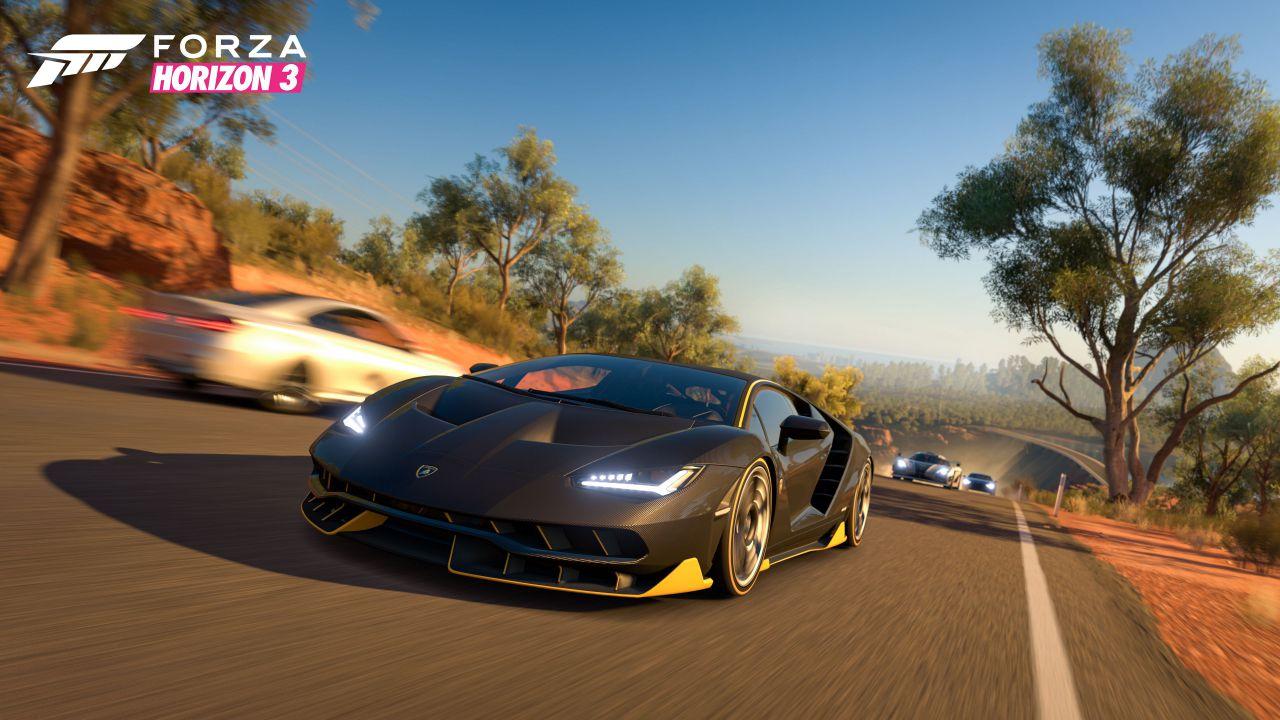 Forza Horizon 3: la demo è in arrivo il 12 settembre?