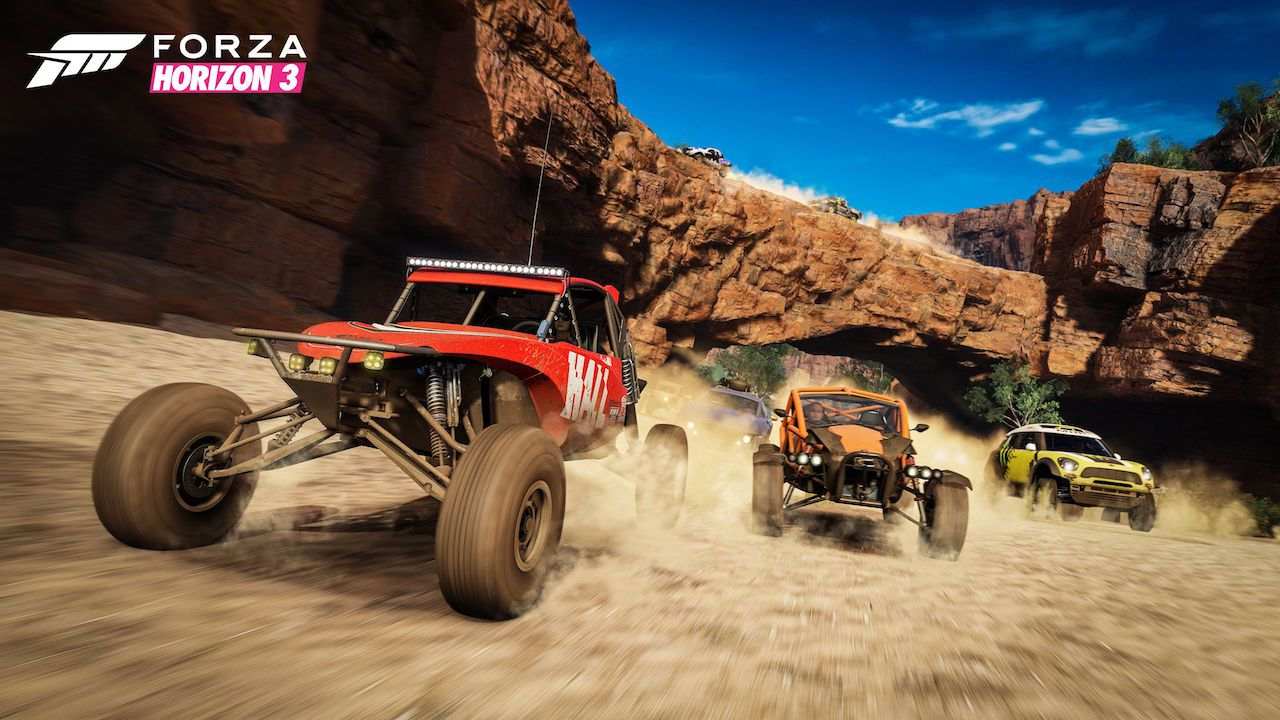 La demo di Forza Horizon 3 è disponibile su Xbox One