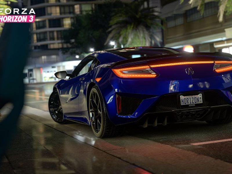 Forza Horizon 3: disponibile la patch per il supporto a Xbox One X