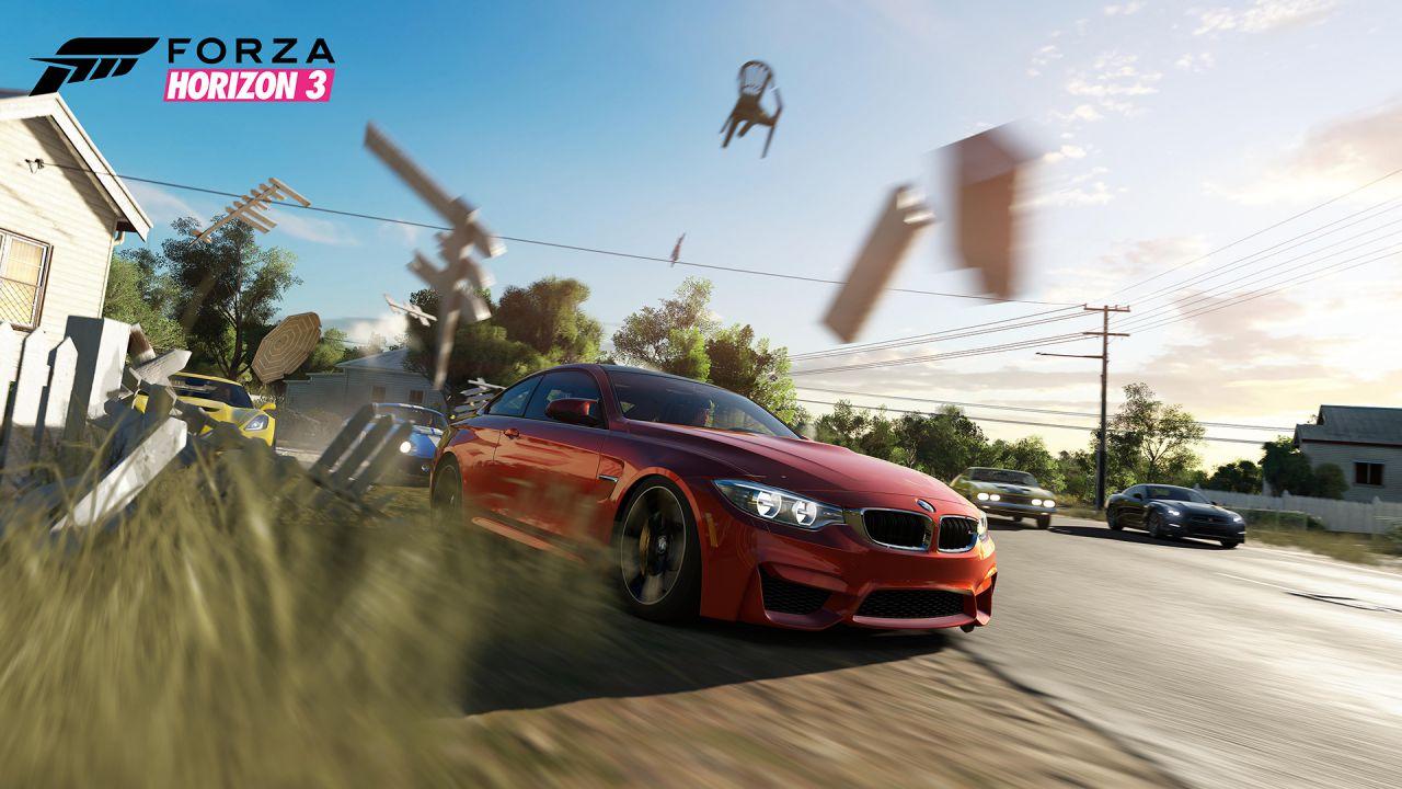 Forza Horizon 3 e FIFA 17 giocati su Twitch - Repliche Live 22/09/2016