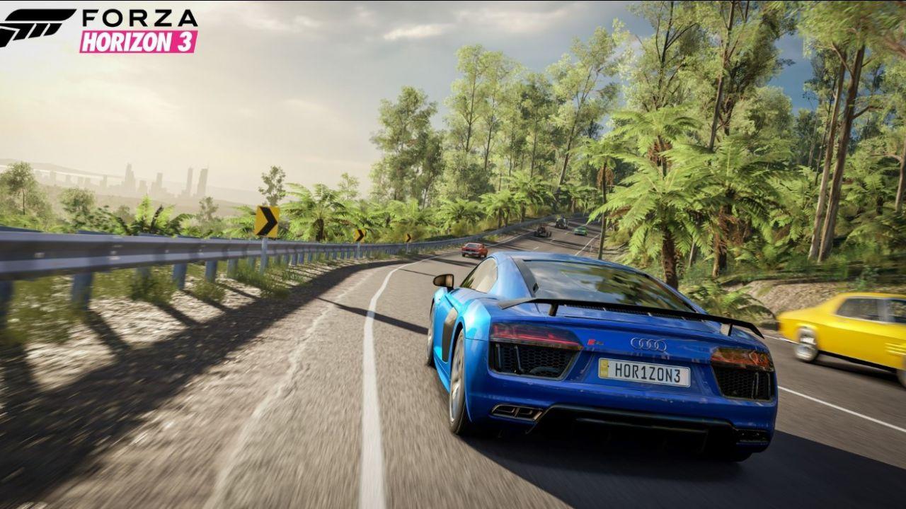 Forza Horizon 3: oltre 350 auto al lancio, ecco la lista completa