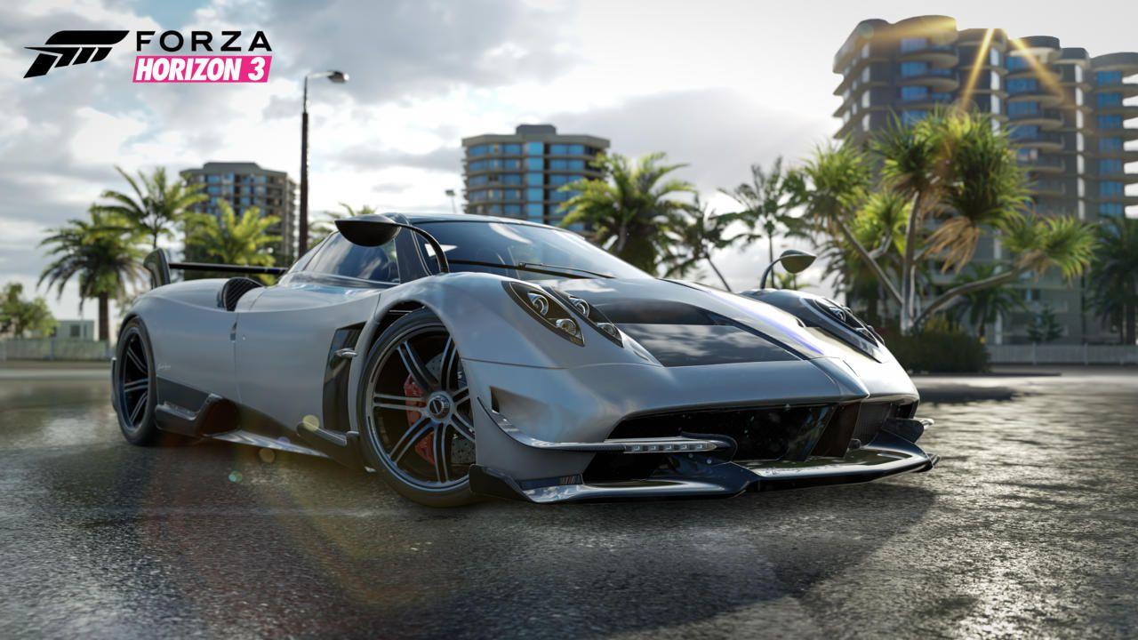 Forza Horizon 3: previsto per oggi un nuovo aggiornamento per PC