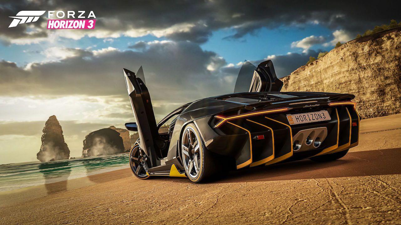 Forza Horizon 3 ha superato i 10 milioni di giocatori in tutto il mondo