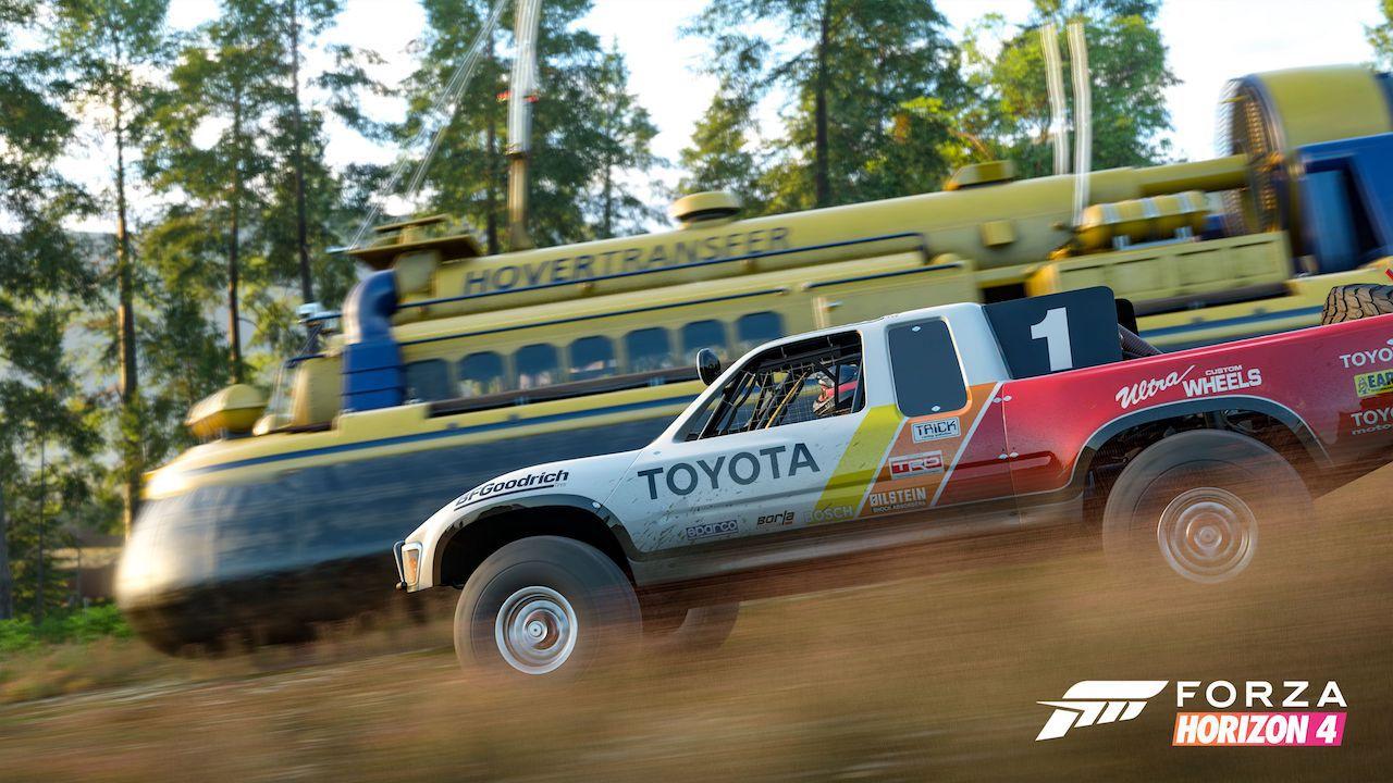 Forza Horizon 4: la demo arriva oggi su Xbox One e PC?