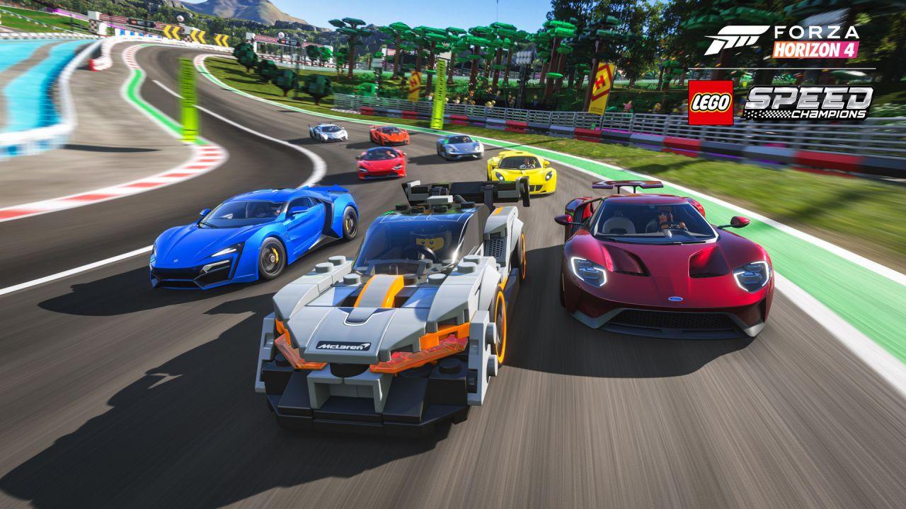 Forza Horizon 4 supera i 10 milioni di giocatori, Sea of Thieves a quota 8,4 milioni