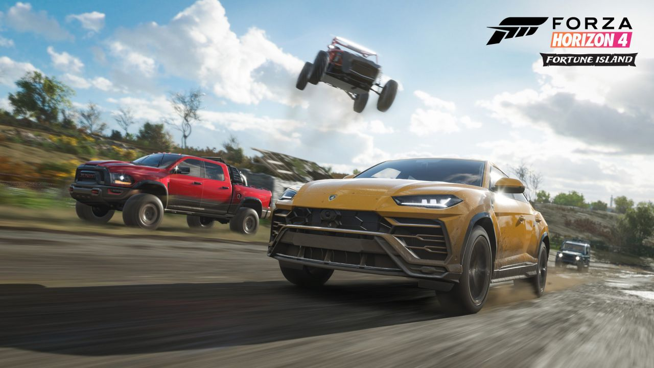 Forza Horizon 4 ha superato quota 7 milioni di giocatori