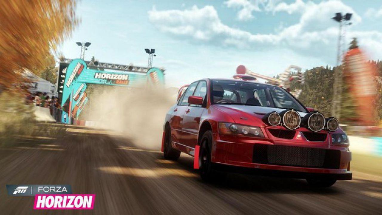 Forza: Horizon: disponibile la demo su Xbox Live Marketplace
