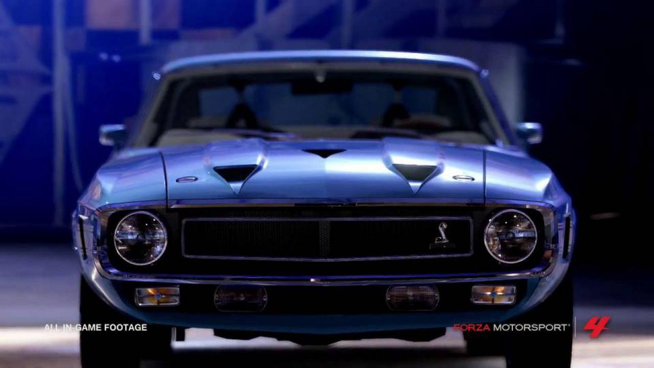 Forza Motorsport 4, il nuovo pacchetto auto è ora online