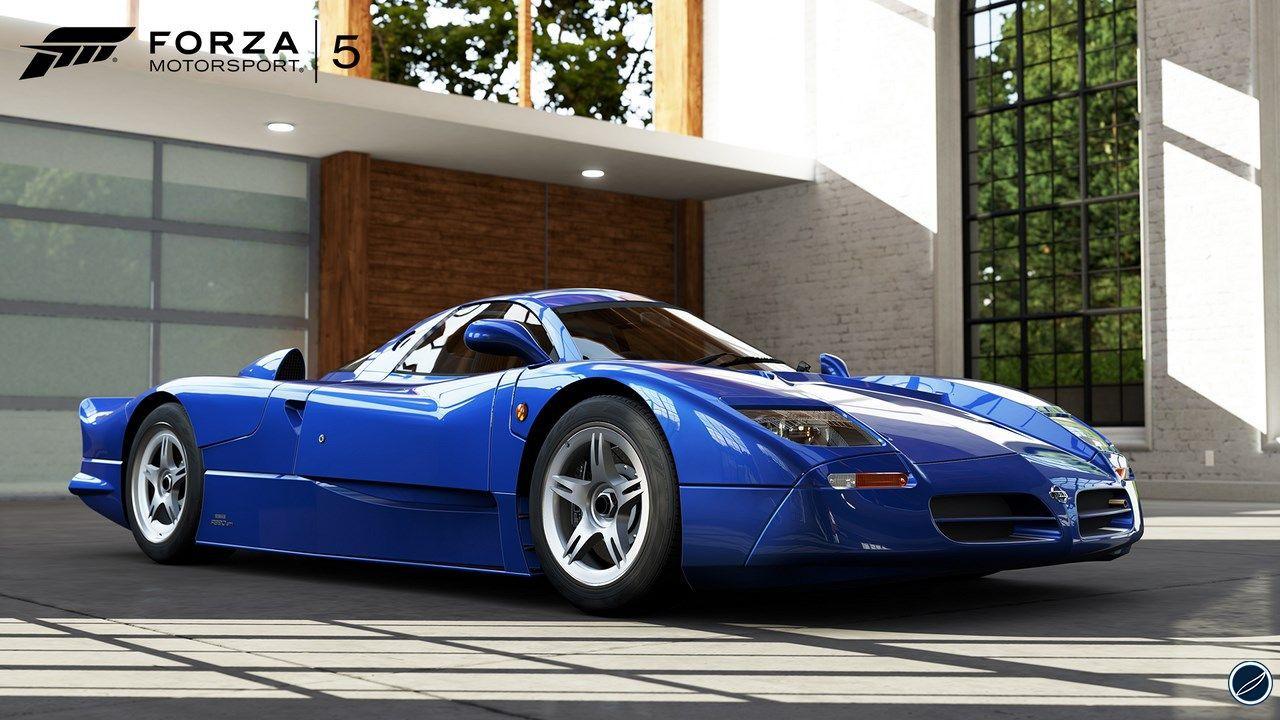 Forza Motorsport 5: due video per la gara iniziale e per il tracciato Top Gear Test