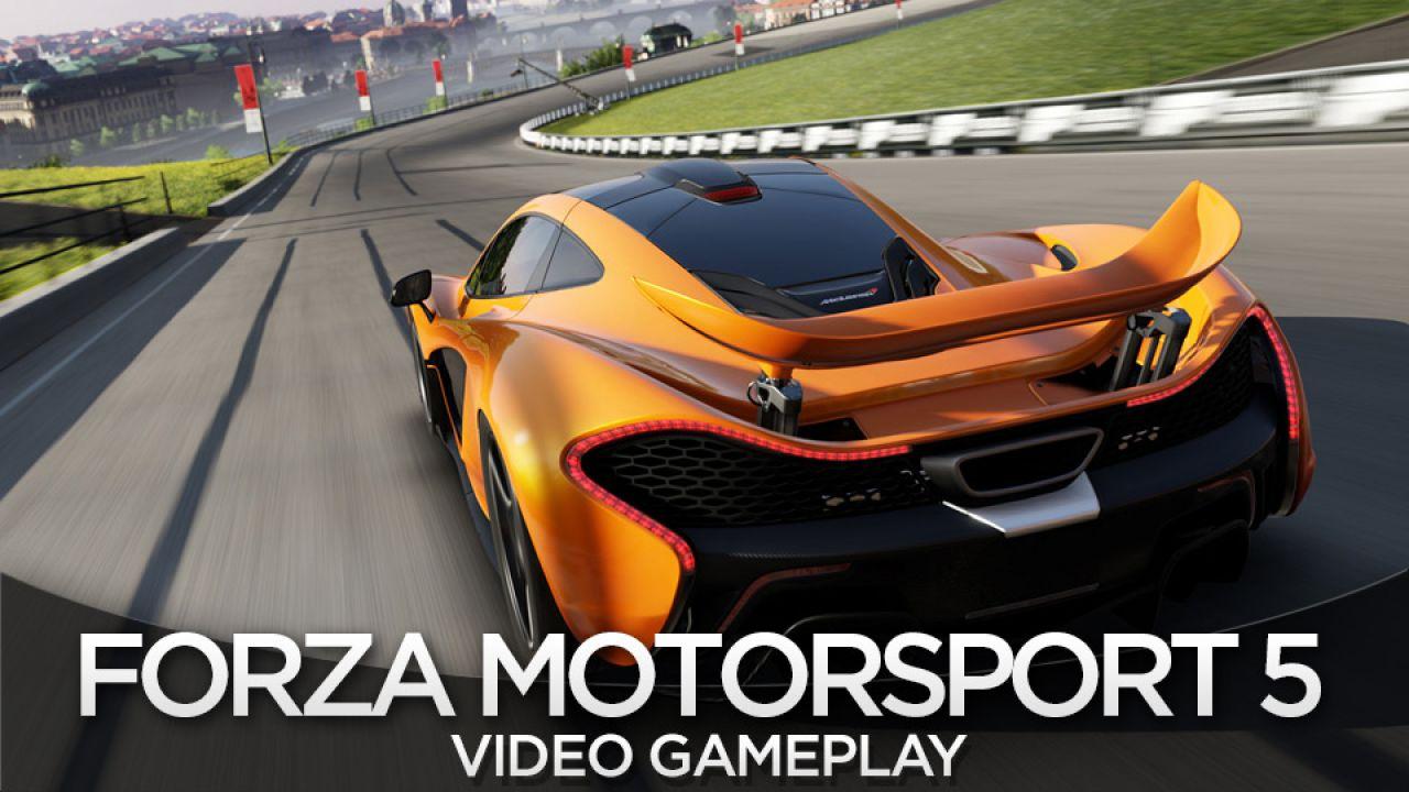 Forza Motorsport 5: Jeremy Clarkson di Top Gear parla delle Hypercar