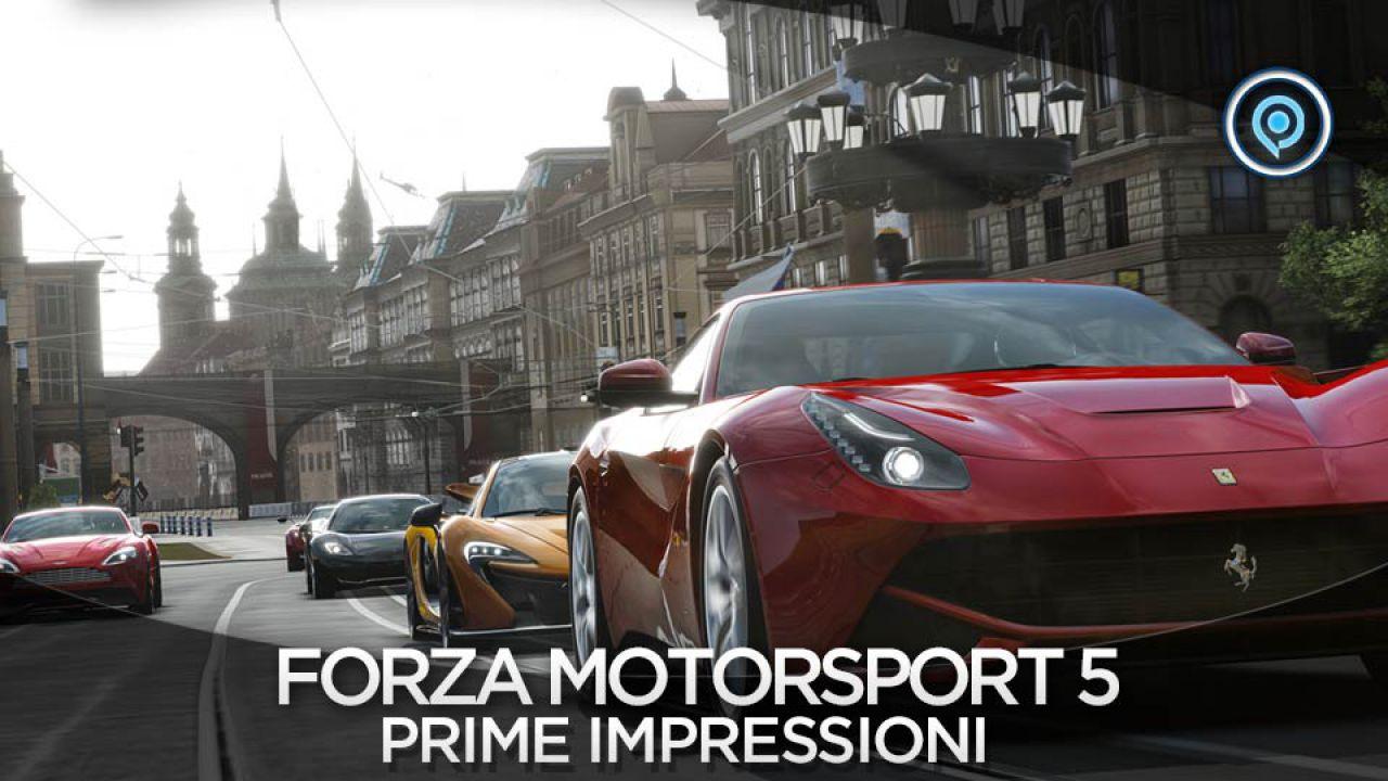 Forza Motorsport 5: nuovi screenshot per il Top Gear Test Track