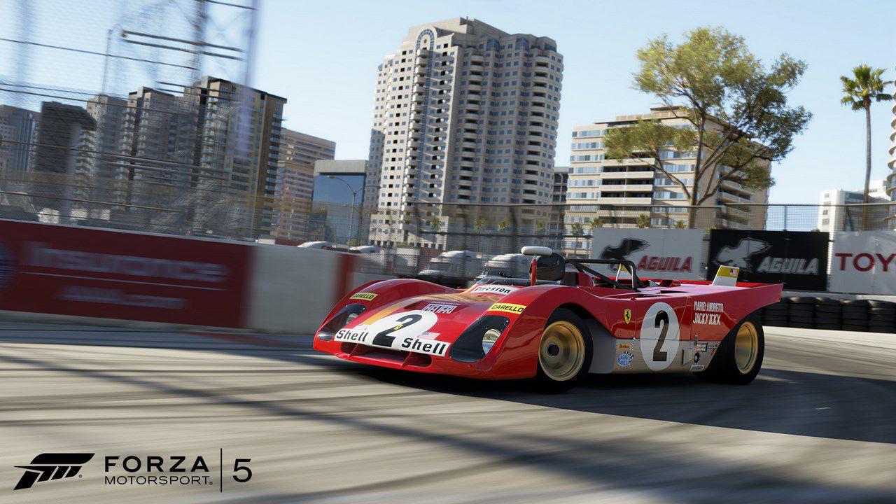 Forza Motorsport 5 presenterà solo 14 tracciati