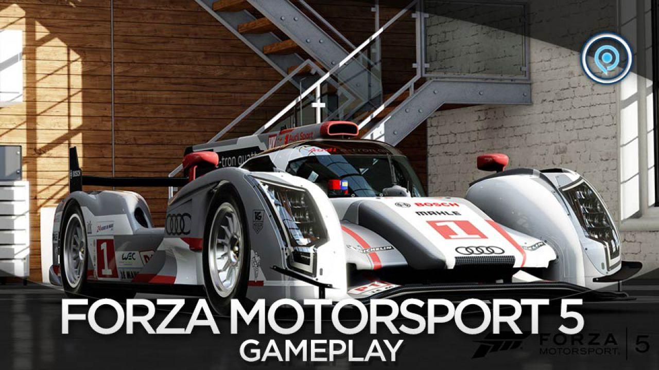 Forza Motorsport 5: rilasciati quattro nuovi screenshot