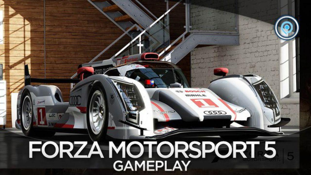 Forza Motorsport 5 sfreccia in nuove immagini