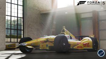 Forza Motorsport 5 sfreccia in video dal TGS