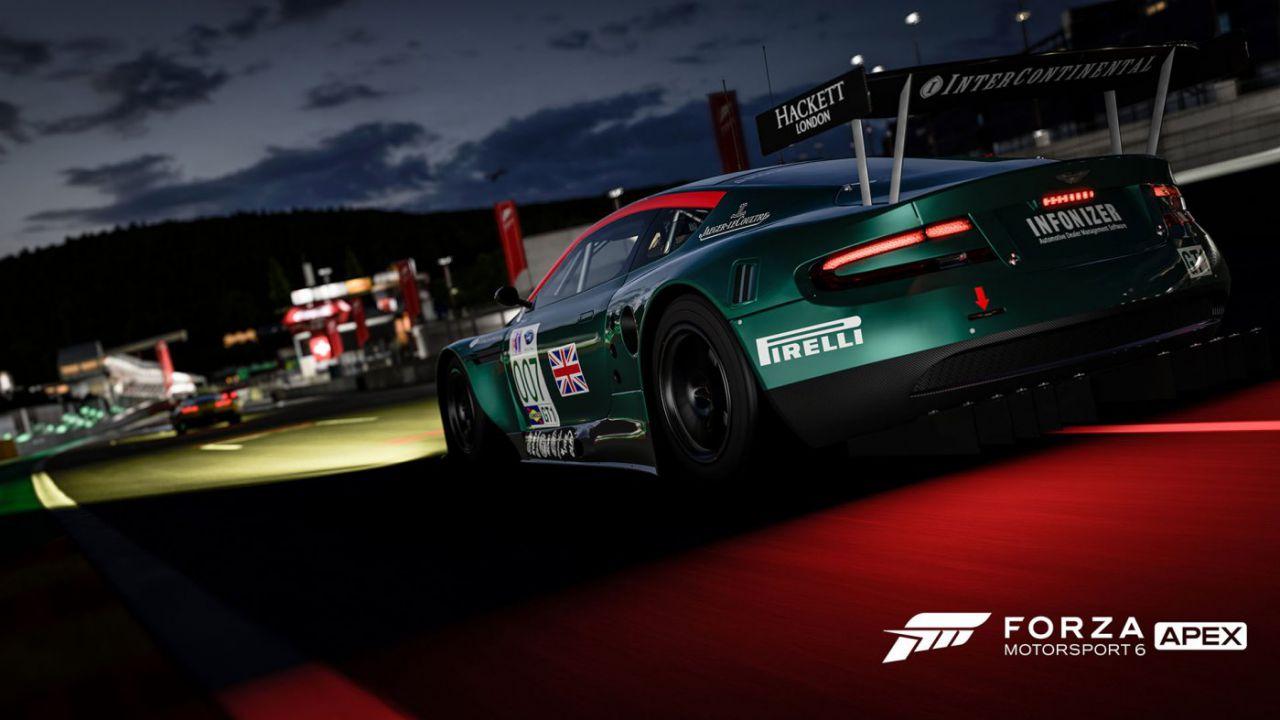 Forza Motorsport 6 Apex: La beta pubblica aprirà i battenti il 5 maggio