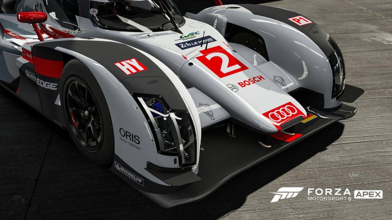 Forza Motorsport 6 Apex: Niente gioco in cross-platform tra Xbox One e PC