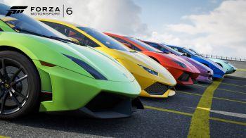 Forza Motorsport 6 Apex si aggiorna aggiungendo l'opzione VSync