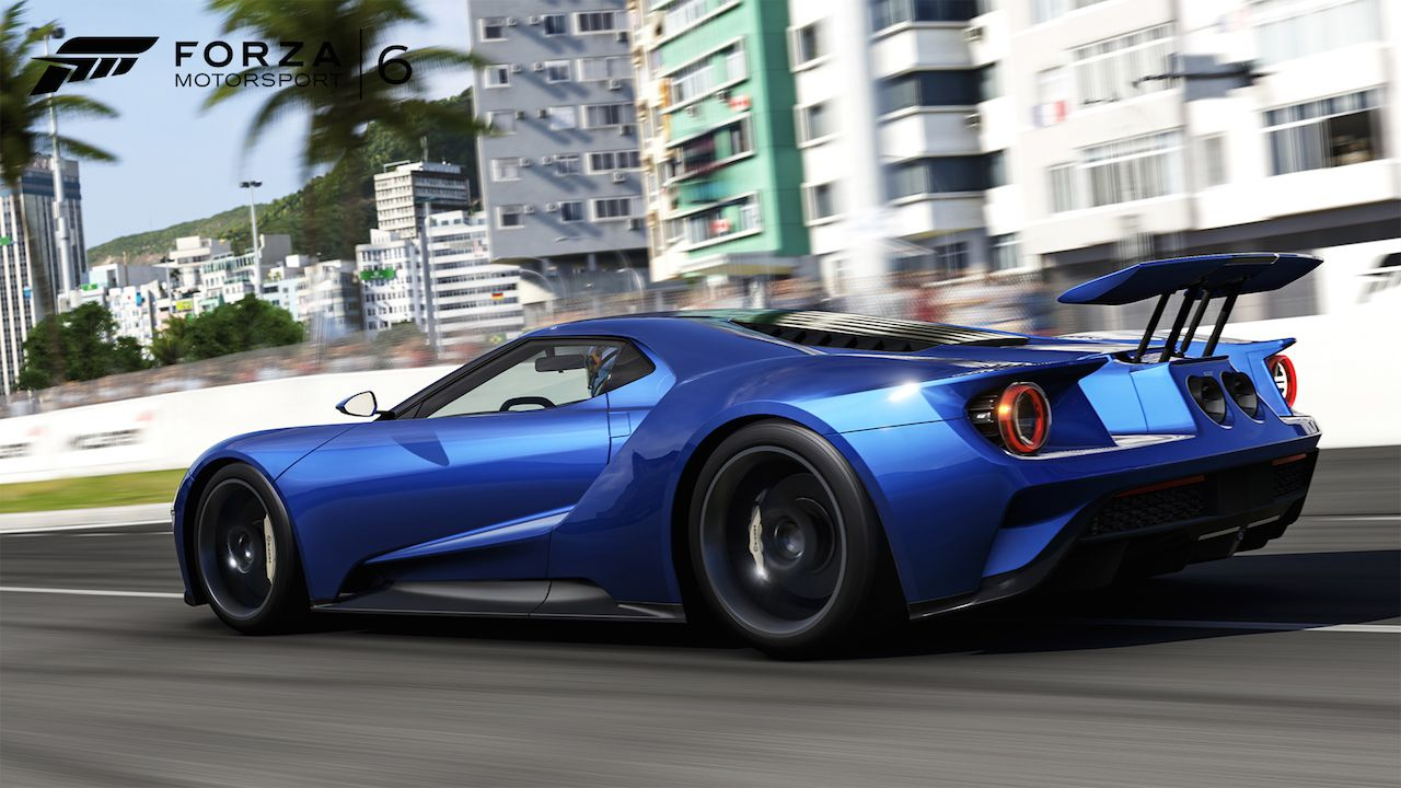 Forza Motorsport 6 entra in fase gold, demo disponibile dal primo settembre